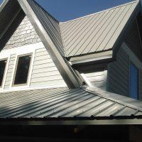 trim-metal roofing